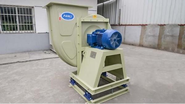 防腐玻璃钢离心风机如何降低VOCs排量?