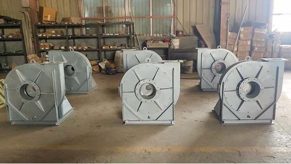 工厂车间使用不锈钢离心风机的操作技巧