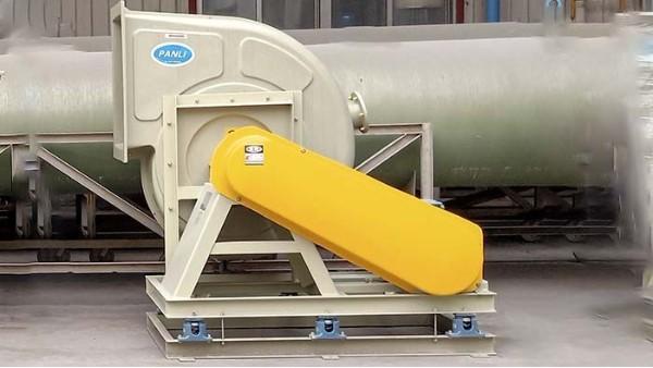 防腐玻璃钢风机安全运行