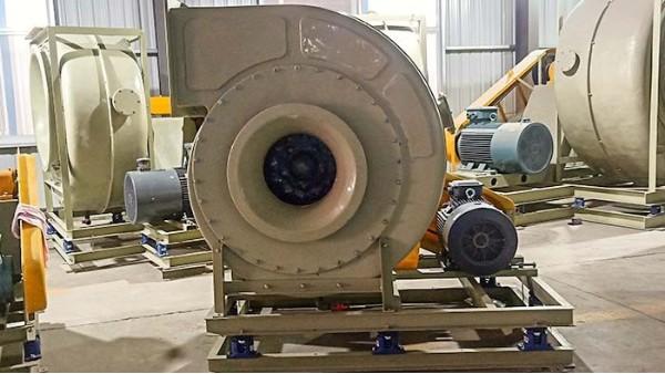 防腐耐酸碱玻璃钢风机断裂原因及措施是什么?