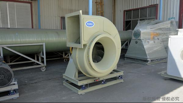 玻璃钢废气引风机使用时哪些容易被忽视?