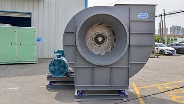 锅炉送风机与离心通风机的区别
