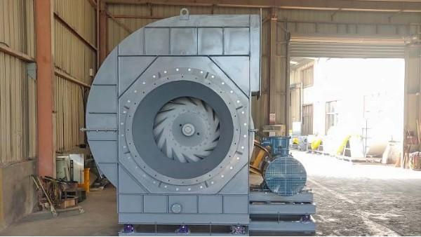 石料加工厂的离心通风机理论及设计方法