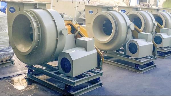 疫情防控在升级 环保安全不松懈 苏州磐力风机厂家加强生产管控力度