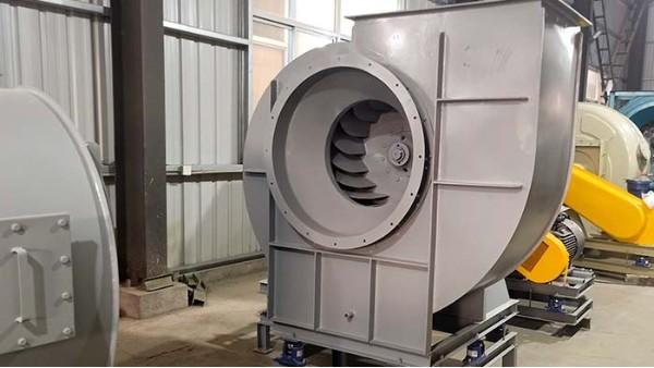 高压不锈钢风机叶轮的故障该怎么进行修复?