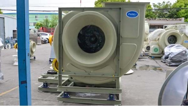 如何降低防腐玻璃钢风机设备的耗电量?