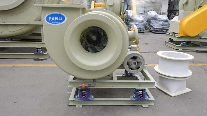 尾气玻璃钢风机生产厂家