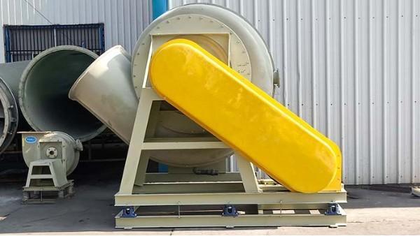 玻璃钢离心风机闲置期维护保养的方法有哪些?