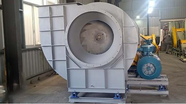 不锈钢离心风机的基础设施与其运行效果密切