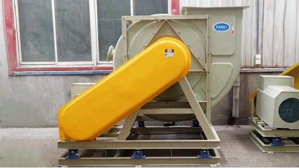 玻璃钢防腐风机的零部件清洗和检查