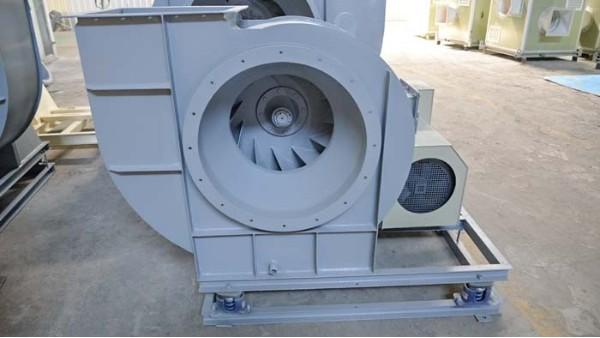 如何高效的维修高压离心通风机以及注意事项
