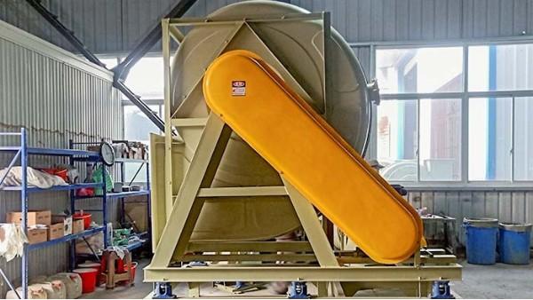 高压玻璃钢风机轴承温度过高的原因有哪些呢?