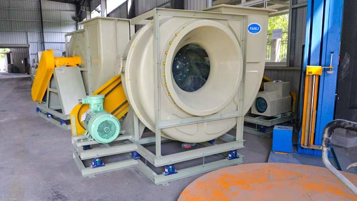 玻璃钢酸气风机生产厂家