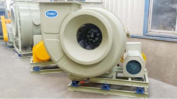 高压玻璃钢风机滚动轴承该如何进行清洗呢?