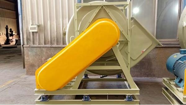 如何进行固定和安装高压玻璃钢风机呢?