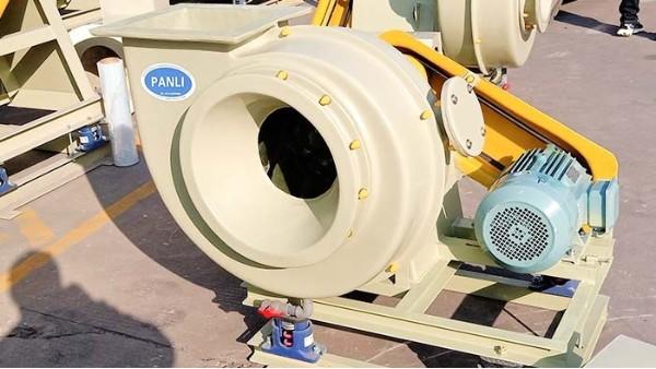 增加耐腐蚀玻璃钢风机抽气效率的方法有哪些?