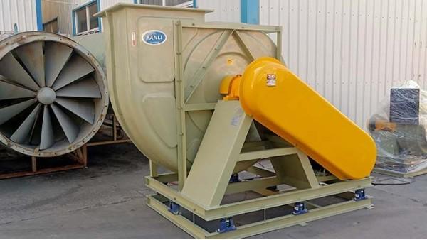 防腐耐酸碱玻璃钢风机减缓腐蚀的措施有哪些?