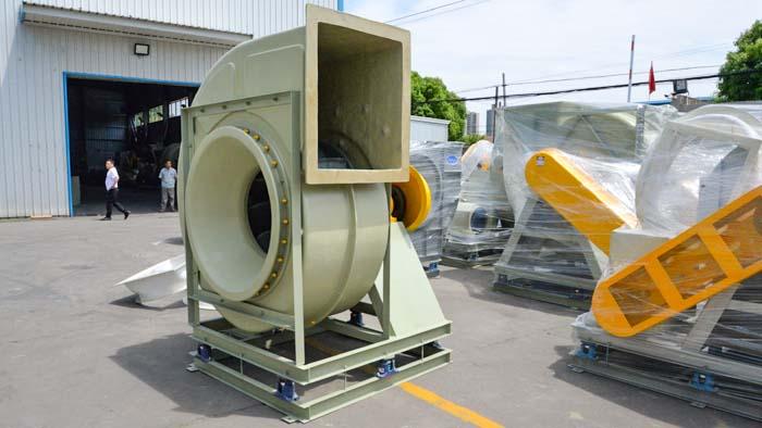 5.玻璃钢耐酸风机生产厂家