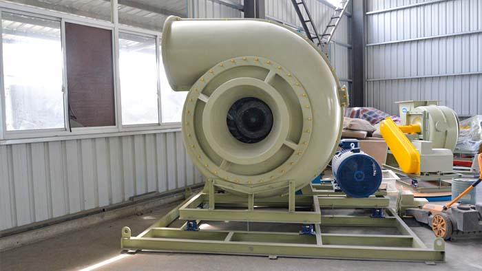 排气玻璃钢风机生产厂家