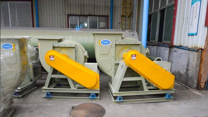 13.高压玻璃钢风机生产厂家