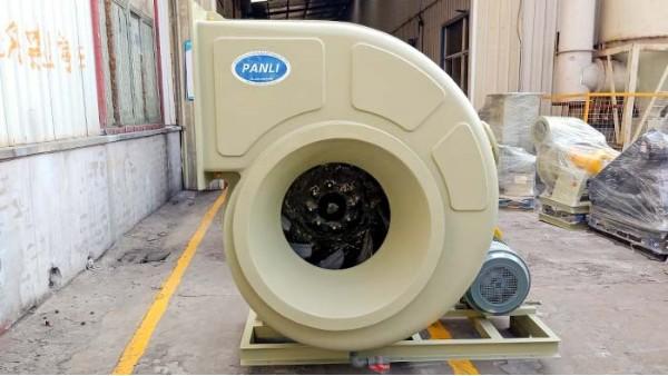 防腐耐酸碱玻璃钢风机维护时注意叶轮的重要性