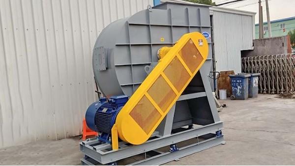 不锈钢离心风机在污水处理过程中喘振现象?