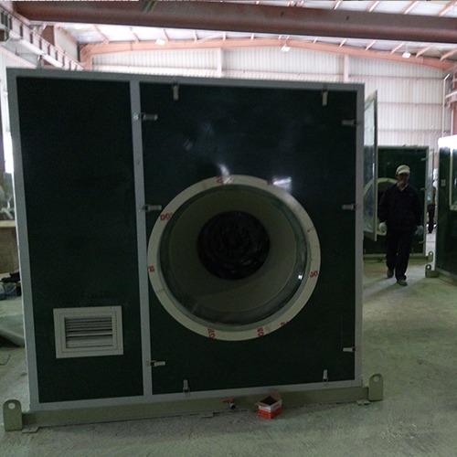 玻璃钢隔音箱风机系列四