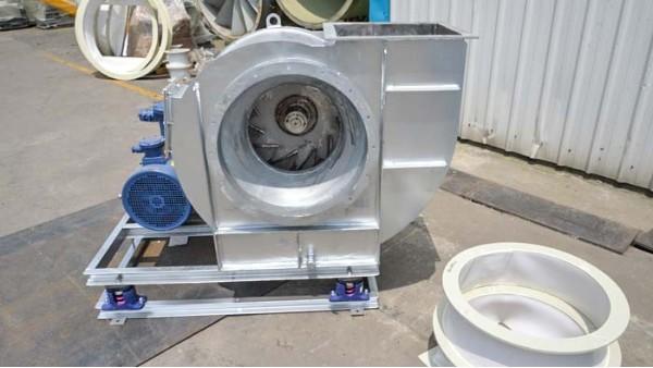 高压不锈钢风机损坏怎么办,如何合理降温?