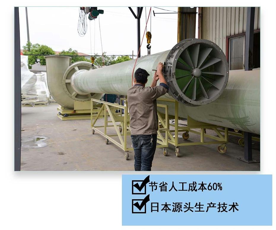 苏州防腐玻璃钢风机测试场地