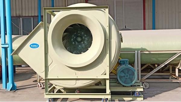 玻璃钢离心风机的风速调节有哪一些方法呢?