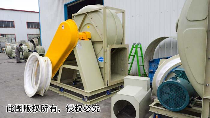 防腐玻璃钢通风机生产厂家