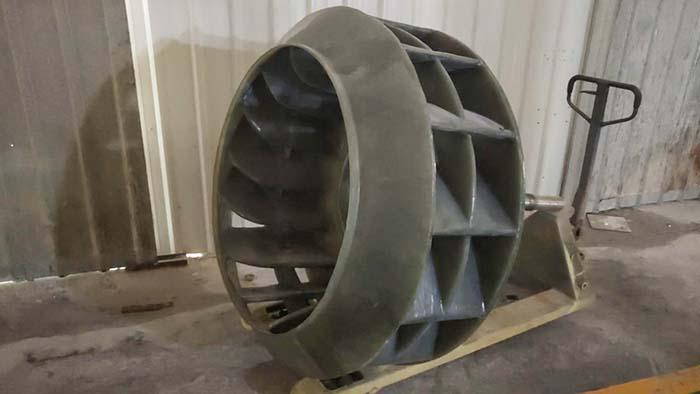 玻璃钢风机叶轮
