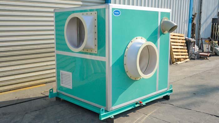 消音玻璃钢离心风机生产厂家