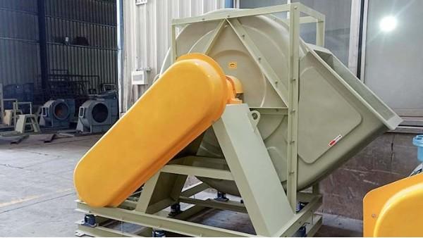 高压玻璃钢风机的风量控制有哪些办法?