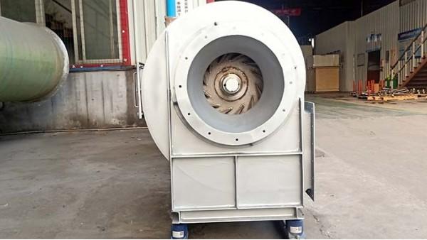 离心通风机叶轮的磨损因素和防磨技术是哪些?
