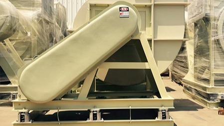 如何保养玻璃钢防腐风机?