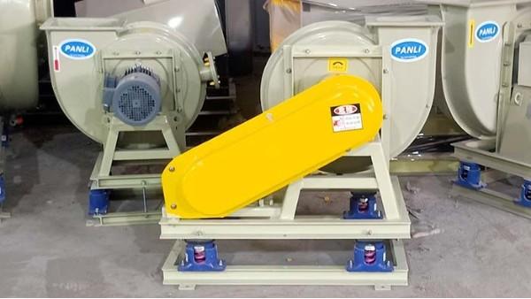 玻璃钢离心风机滚动轴承如何进行清洗